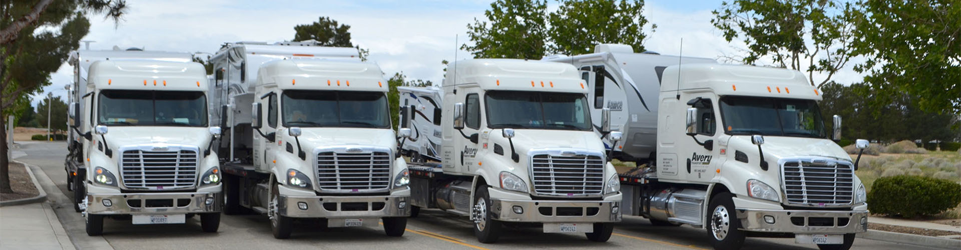 Avery Transport Inc. � Our Fleet